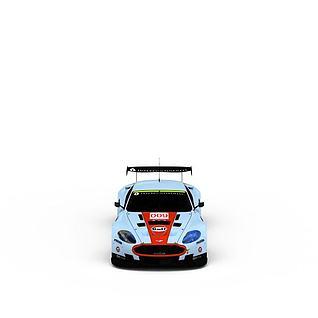 aston阿斯顿·马丁概念跑车3d模型