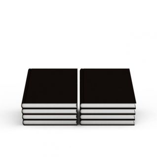 书籍文献3d模型