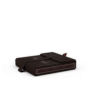 雪茄盒3d模型
