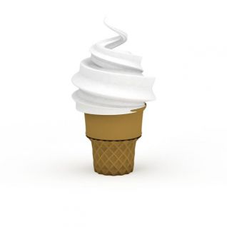 冰淇淋3d模型