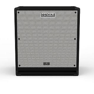 FENDER音响3d模型