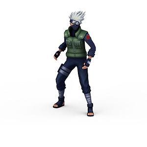 3d300英雄角色模型