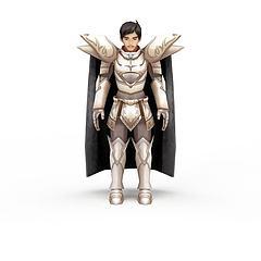 日系动漫人物3D模型3d模型