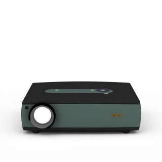 佳能投影机3d模型
