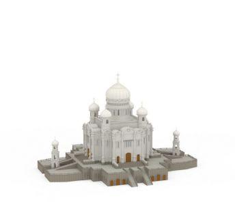 清真寺城堡