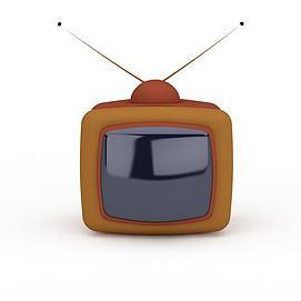 3d<font class='myIsRed'>電視機</font>模型