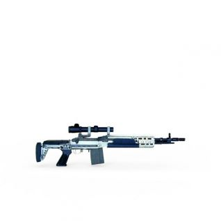狙击步枪3d模型