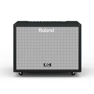 Roland音响3d模型
