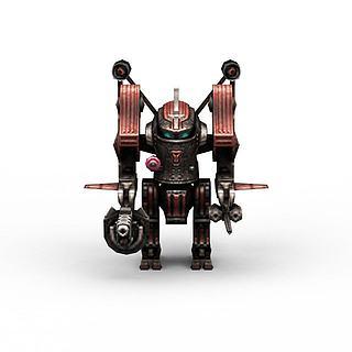 最终幻想零式角色怪物<font class='myIsRed'>动漫角色</font>3d模型