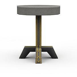 最终幻想游戏道具凳子3d模型