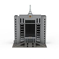 政府行政大楼3D模型3d模型