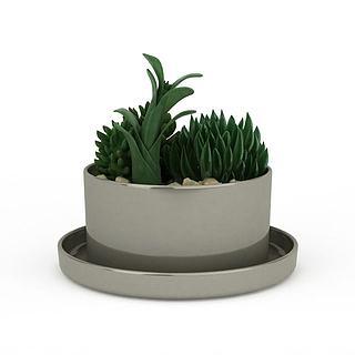花草<font class='myIsRed'>绿植盆栽</font>3d模型