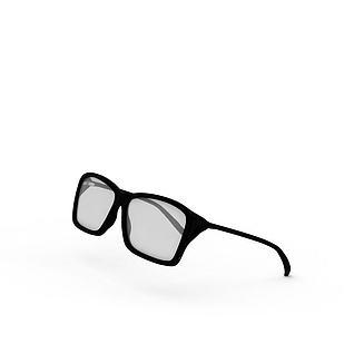 眼镜3d模型3d模型