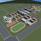 学校规划模型