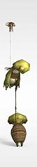 剑灵游戏场景元素模型3d模型
