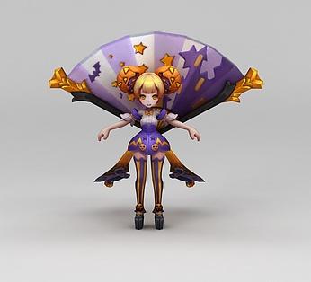 王者荣耀游戏人物美少女