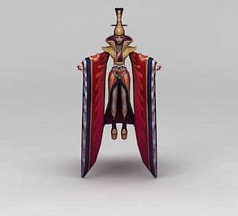 王者荣耀游戏人物女角色