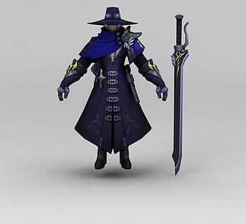 王者荣耀游戏人物动漫角色战士