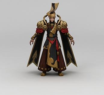 王者荣耀游戏男角色