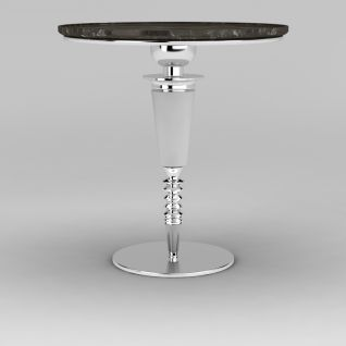 创意烛台3d模型