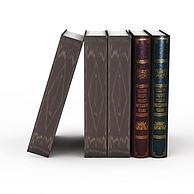 书刊杂志3D模型3d模型