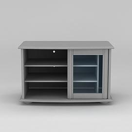 3d<font class='myIsRed'>电视柜</font>储物柜模型