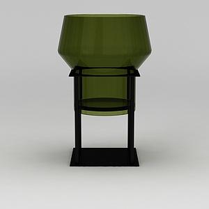3d燒杯模型