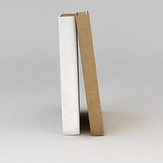 书籍书本3d模型3d模型