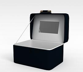 首饰盒3d模型