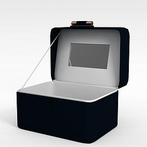 首飾盒模型3d模型