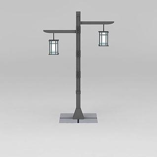 路灯3d模型
