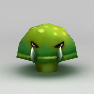 <font class='myIsRed'>Q版小鱼儿与花无缺</font>游戏角色怪物3d模型