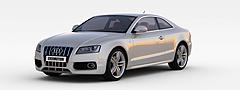 白色奥迪汽车模型3d模型