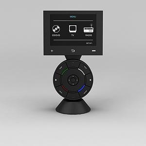 电子音响模型3d模型