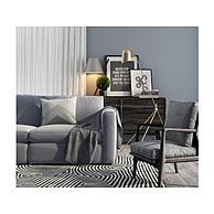 现代灰色布艺沙发3D模型3d模型
