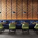餐厅桌椅套装模型