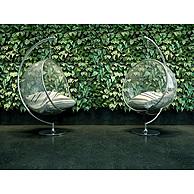 现代透明休闲椅3D模型3d模型