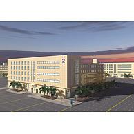 商业办公楼3D模型3d模型