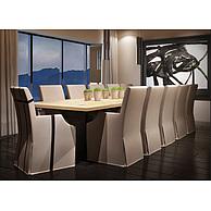 欧式餐桌餐椅组合3D模型3d模型