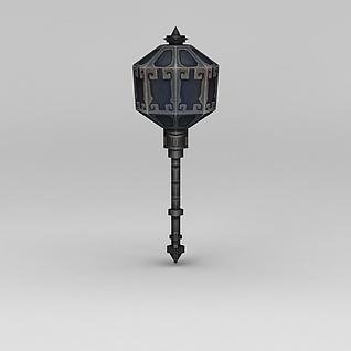 赤壁游戏道具装备武器3d模型
