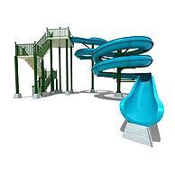 水上乐园儿童乐园3D模型3d模型