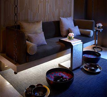 现代时尚休闲吊式沙发