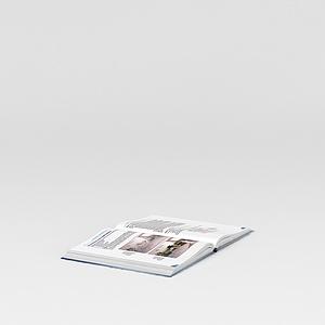 3d现代书籍<font class='myIsRed'>杂志</font>模型