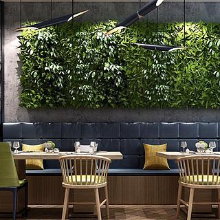 现代餐厅桌椅家具组合3d模型