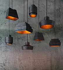现代工业风复古吊灯模型3d模型