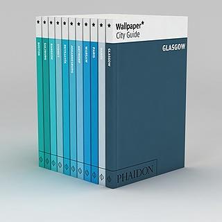 公司书刊杂志3d模型