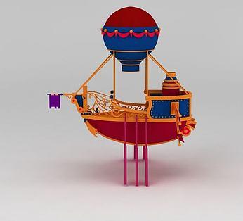 儿童卡通船