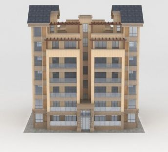 多层住宅建筑