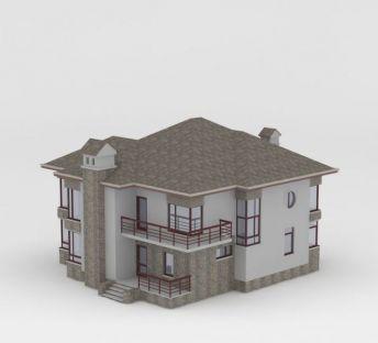 经济型别墅