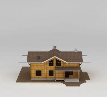 木屋别墅建筑